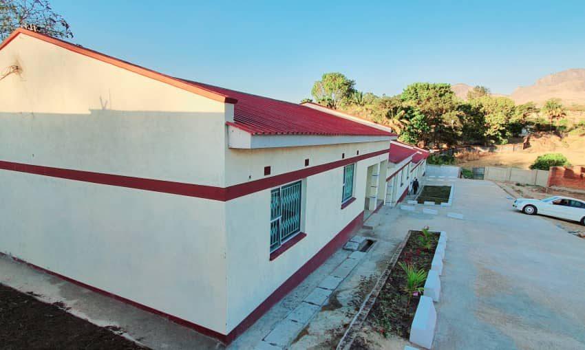 Newly built flats in Nyambadwe